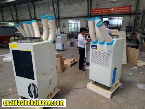 ứng dụng máy lạnh di động sac-6500
