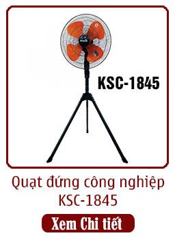 quạt đứng công nghiệp ksc-1845 dasin
