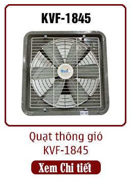 quạt thông gió công nghiệp KVF-1845 dasin