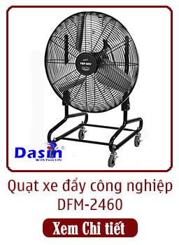 quạt xe đẩy dfm-2460