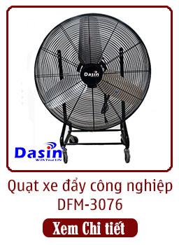 quạt sàn công nghiệp dfm-3076