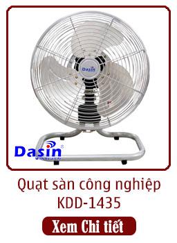 quạt sàn công nghiệp kdd-1435