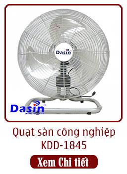 quạt sàn công nghiệp kdd-1845