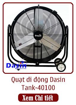 quạt công nghiệp di động tank-40100 dasin