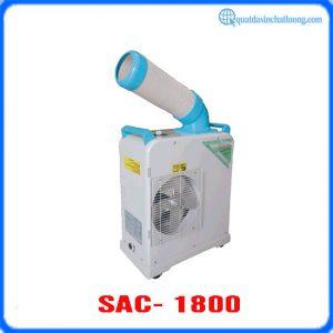 Máy lạnh di động SAC- 1800
