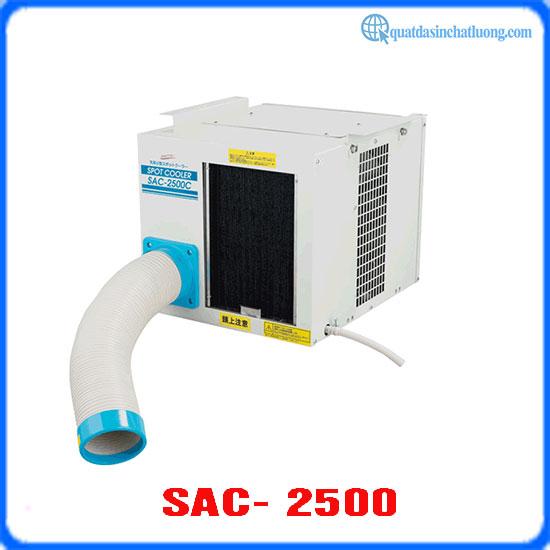 Máy lạnh di động SAC- 2500