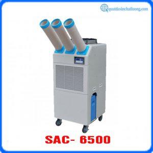 Máy lạnh di động SAC- 6500