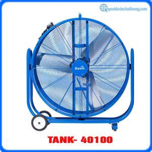 Quạt di động Dasin công suất lớn tank 40100
