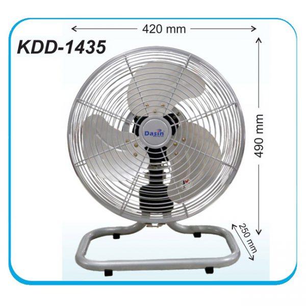 QUẠT SÀN KDD-1435