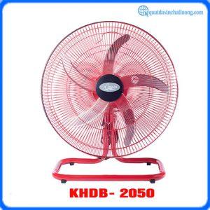 Quạt sàn dân dụng KHDB- 2050 đỏ