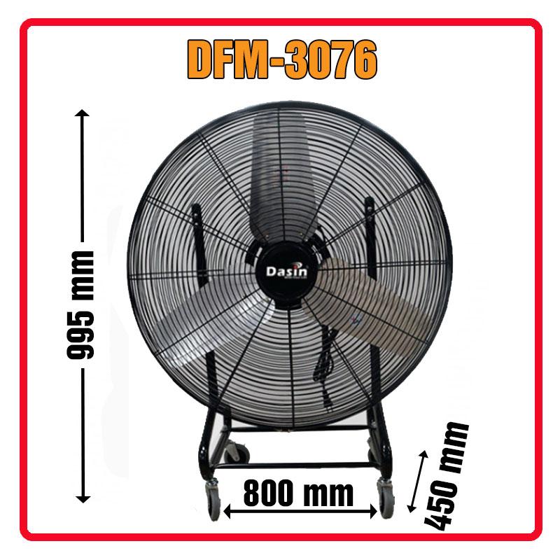 quạt xe đẩy DFM-3076