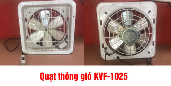 quạt thông gió KVF-1025