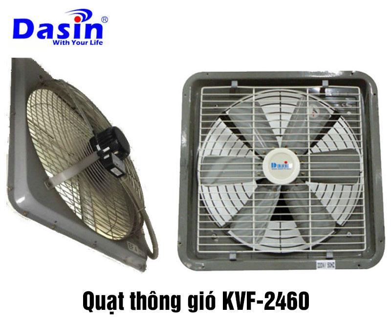 quạt thông gió KVF-2460 dasin