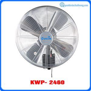 Quạt treo tường công nghiệp dasin kwp- 2460