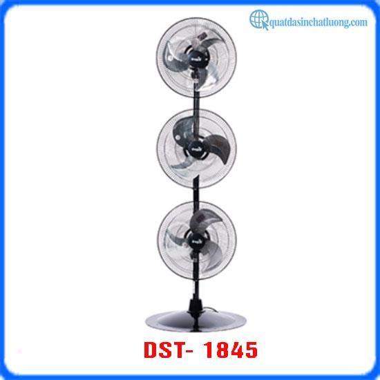 Quạt đứng công nghiệp 3 đầu DST- 1845