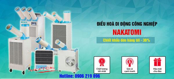 Máy lạnh di động với nhiều ưu điểm vượt trội
