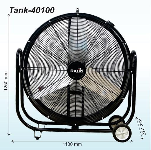 Quạt Dasin tank- 40100