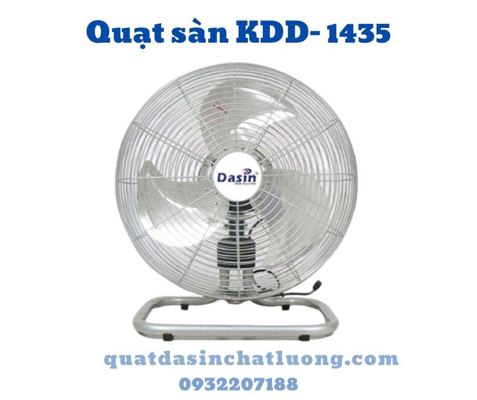 Quạt sàn Dasin KDD- 1435