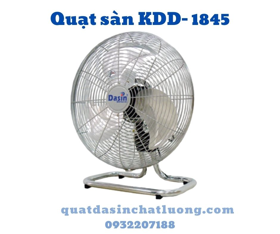 Quạt sàn KDD- 1845