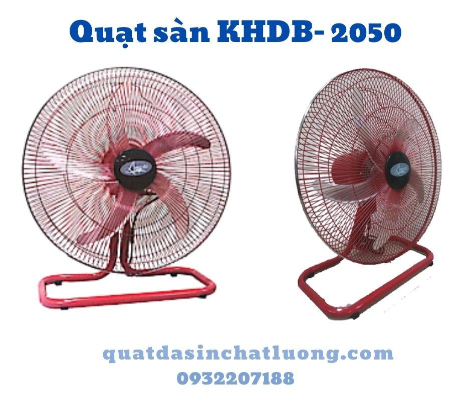 Quạt sàn Limpio KHDB- 2050