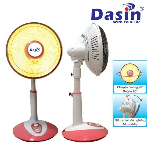 Quạt sưởi Dasin DSH- 1230