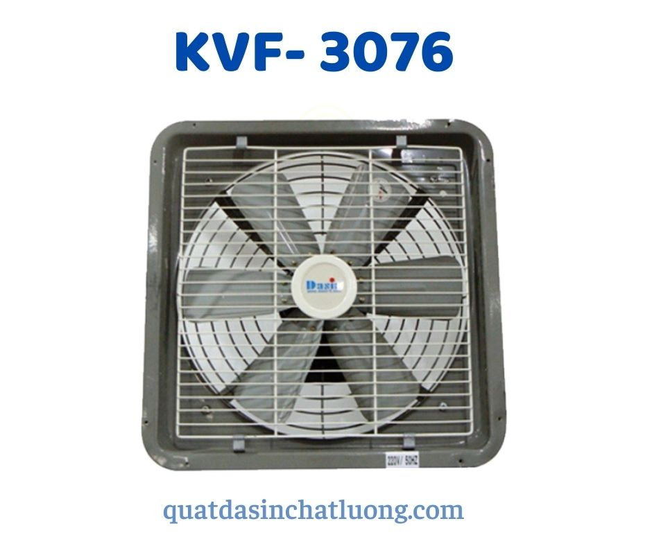 Quạt thông gió Dasin KVF- 3076