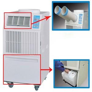 Vệ sinh can nước và ống dẫn nước của máy lạnh