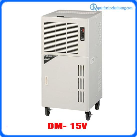 Máy hút ẩm công nghiệp DM- 15V