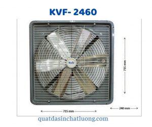 Quạt thông gió DASIN KVF- 2460