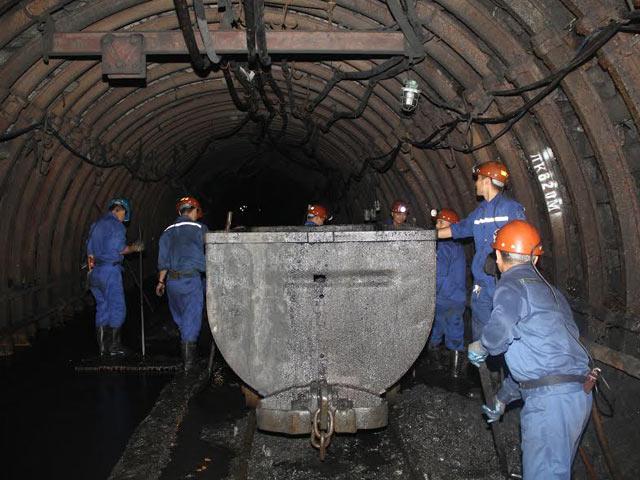 Môi trường thiếu khí trong hầm mỏ
