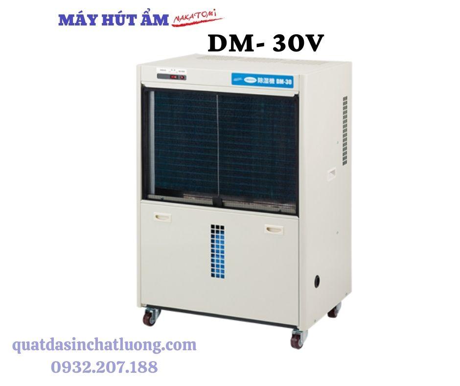 Máy hút ẩm công nghiệp DM- 30V