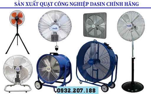Nhà cung cấp quạt công nghiệp tại Bắc Ninh