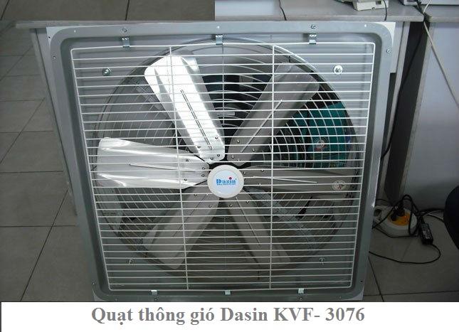 Quạt hút gió công nghiệp KVF- 3076
