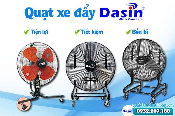 Có nên sử dụng quạt xe đẩy Dasin không?