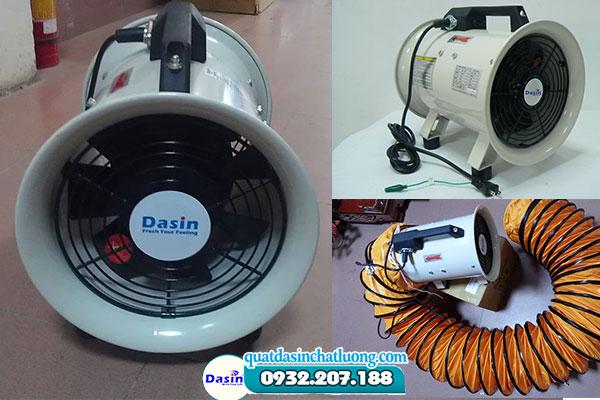Giá quạt hút Dasin KIN 200