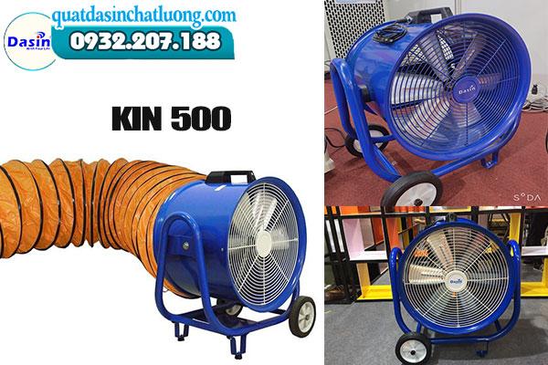 giá quạt hút Dasin Kin- 500
