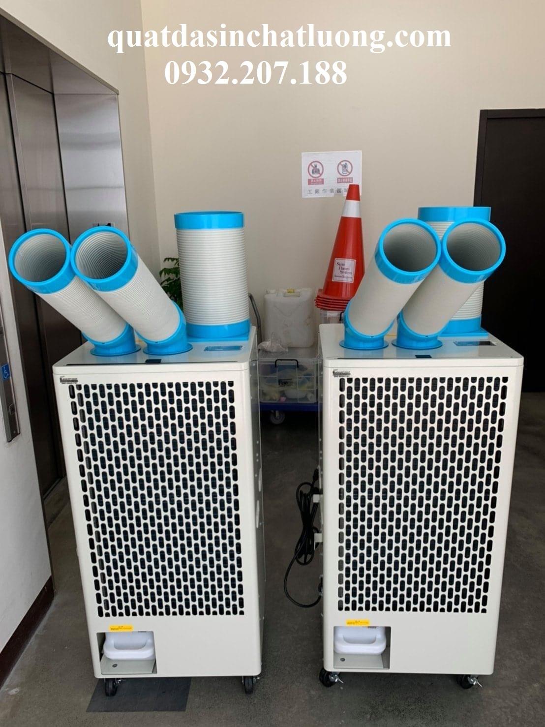 Máy lạnh làm mát điểm SAC- 4500