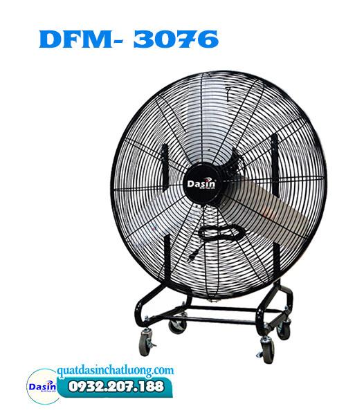 Quạt bánh xe di động DFM- 3076