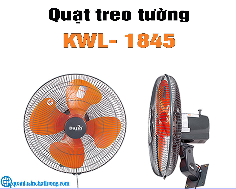 Quạt treo tường giá rẻ KWL- 1845