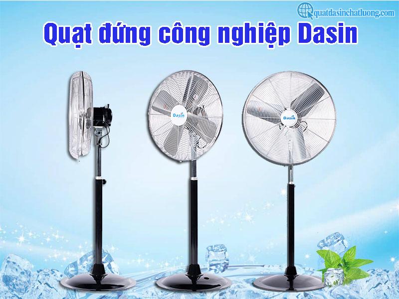 Quạt đứng công nghiệp Dasin