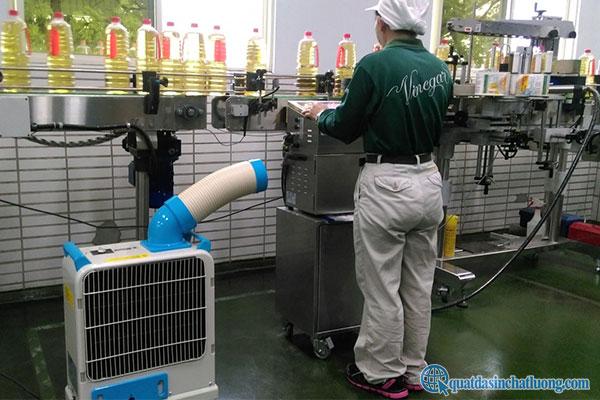 Tại sao nên sử dụng máy lạnh SAC- 1800 của Nakatomi