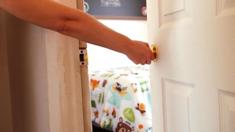 Đóng kín cửa phòng khi nấu ăn