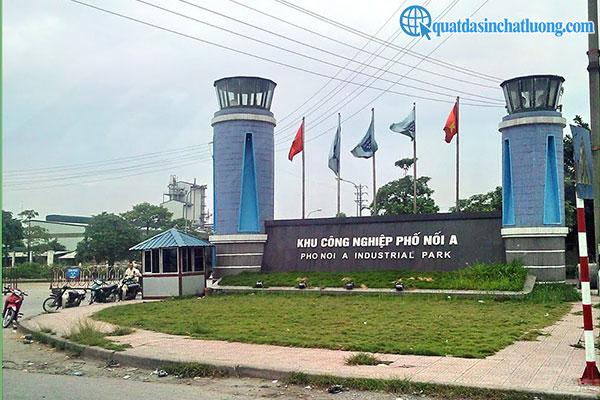 KCN Phố Nối- Hưng Yên