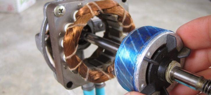 Kiểm tra dây đồng khi quạt không chạy