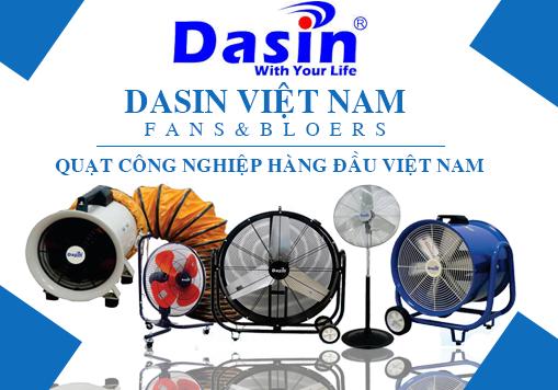 Công ty Phú Nguyên cung cấp quạt Dasin & máy lạnh di động