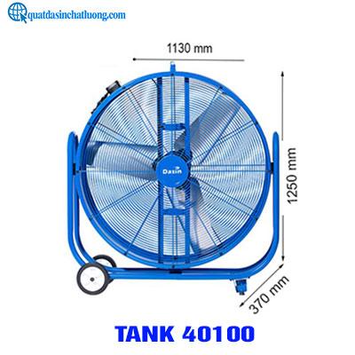 Quạt di động công nghiệp TANK 40100