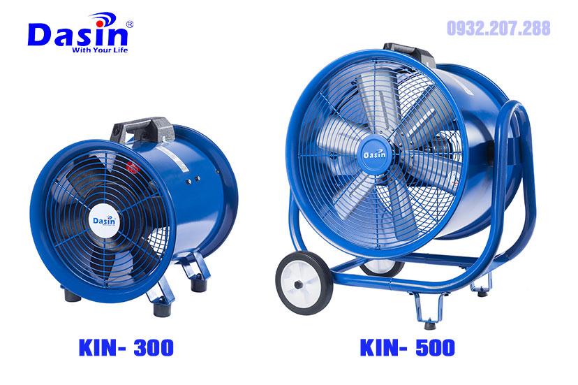 Quạt hút Dasin điện 380V