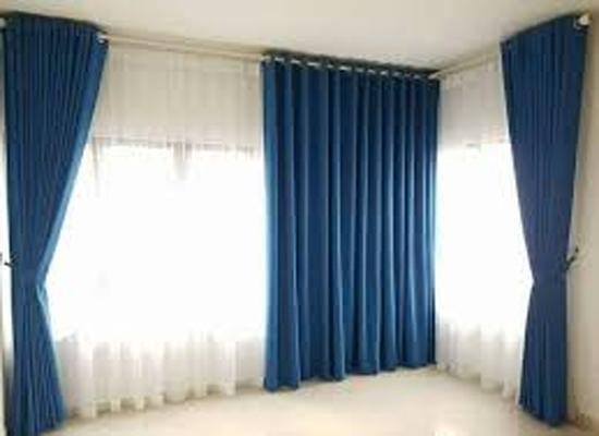 rèm cửa chống nắng cách nhiệt