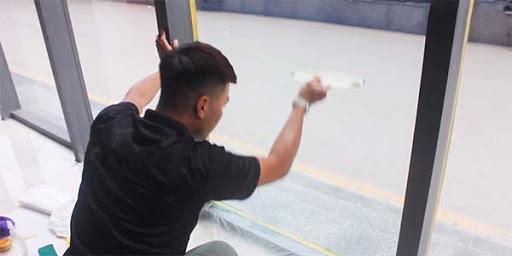 sơn cách nhiệt cho kính- giải pháp chống nóng cho nhà kính