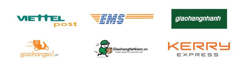 logo giao hàng